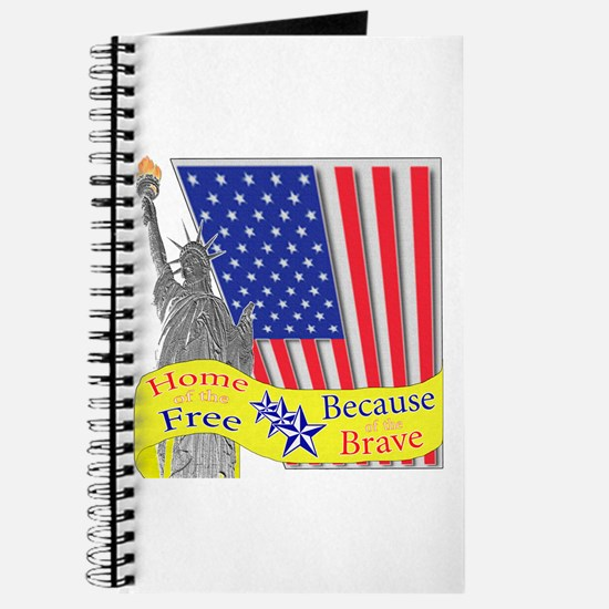 Home of the Free Because of t Journal