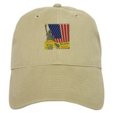 Home of the Free Because of t Baseball Cap