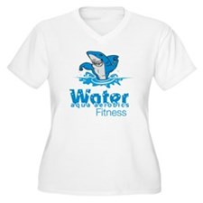 Tommy Mac Fitness Aqua Aerobi T-Shirt