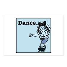 Dance. Postcards (Package of 8)