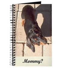 Mothers Day Dachshund Dogs Journal