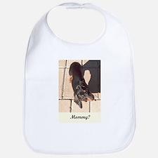 Mothers Day Dachshund Dogs Bib