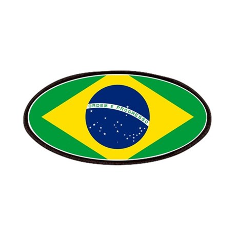 Brazil Patches