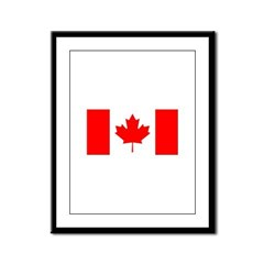 Canada Framed Panel Print