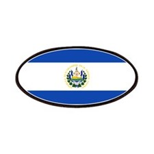 El Salvador Patches