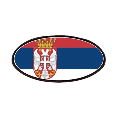 Serbia Patches