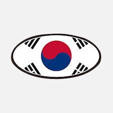South Korea Patches