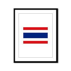 Thailand Framed Panel Print