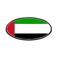 United Arab Emirates Patches