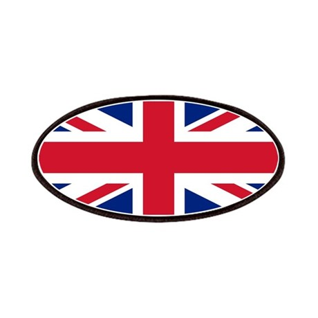 United Kingdom Patches