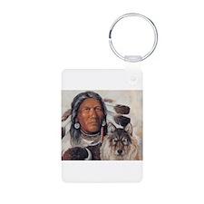 Cute Native american Keychains