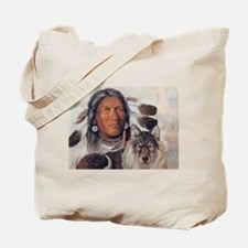 Funny Indians Tote Bag