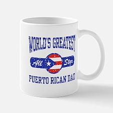 Puerto Rican Dad Mug