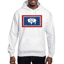 Vintage Wyoming Hoodie