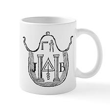 Colonial Apron Mug