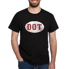 Dorchester Hood Design T-Shirt