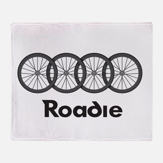 Cute Single speed Throw Blanket