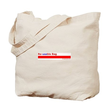 Safe Shopping Tote Bag