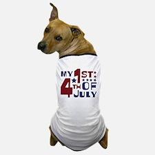 My 1st 4th of July Dog T-Shirt