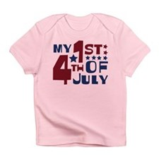 My 1st 4th of July Infant T-Shirt