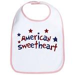 American Sweetheart Bib