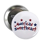 "American Sweetheart 2.25"" Button (100 pack)"