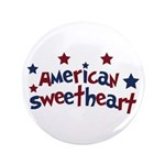 "American Sweetheart 3.5"" Button (100 pack)"