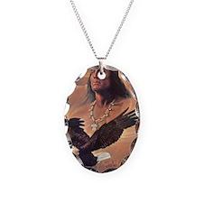 Cute American eagle Necklace