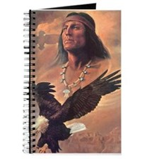 Unique Native american sacred heart Journal