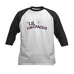 'Lil Firecracker Kids Baseball Jersey