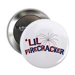 "'Lil Firecracker 2.25"" Button (100 pack)"