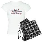 American Sweetheart Women's Light Pajamas