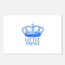 little prince (blue) Postcards (Package of 8)