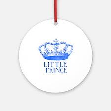 little prince (blue) Ornament (Round)