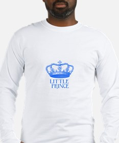 little prince (blue) Long Sleeve T-Shirt