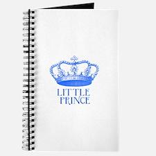 little prince (blue) Journal