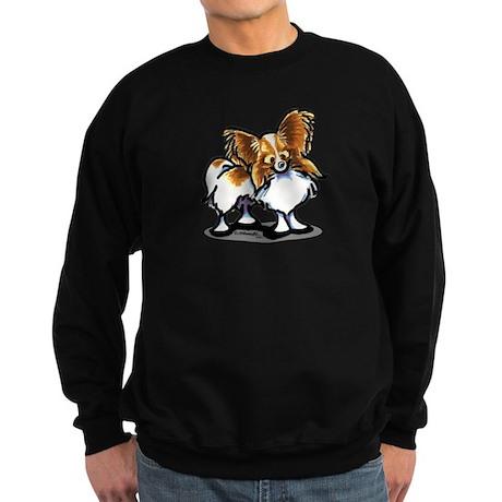 Papillon Lover Sweatshirt (dark)