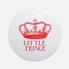 little prince (red) Ornament (Round)