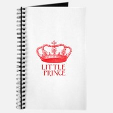 little prince (red) Journal