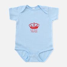 little prince (red) Infant Bodysuit