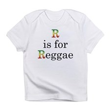 R is for Reggae Infant T-Shirt