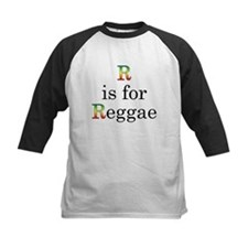 R is for Reggae Tee