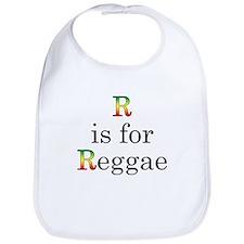 R is for Reggae Bib