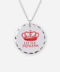 little princess (red) Necklace
