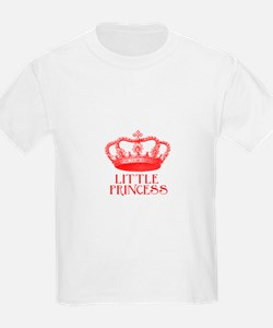 little princess (red) T-Shirt