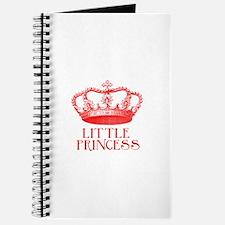 little princess (red) Journal