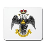 Scottish rite 33rd Mouse Pads