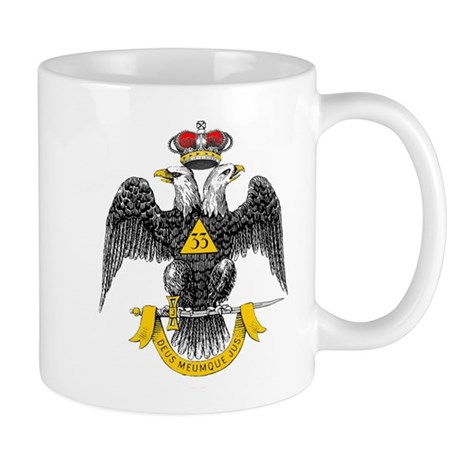 33rd Degree Mug