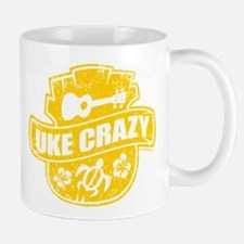Uke Crazy Mug