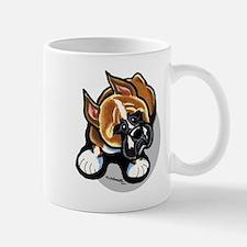 Funny Boxer Cartoon Mug